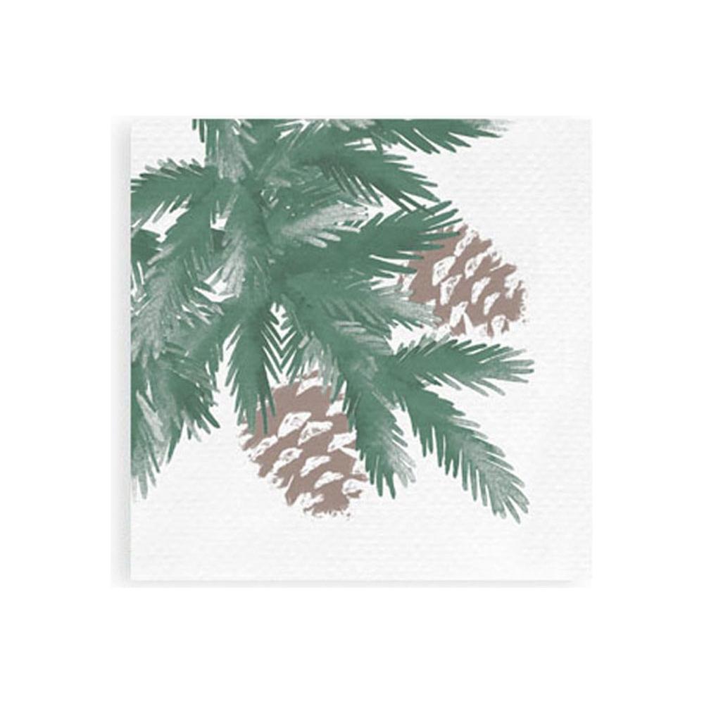 Tovaglioli forest (50 pezzi)