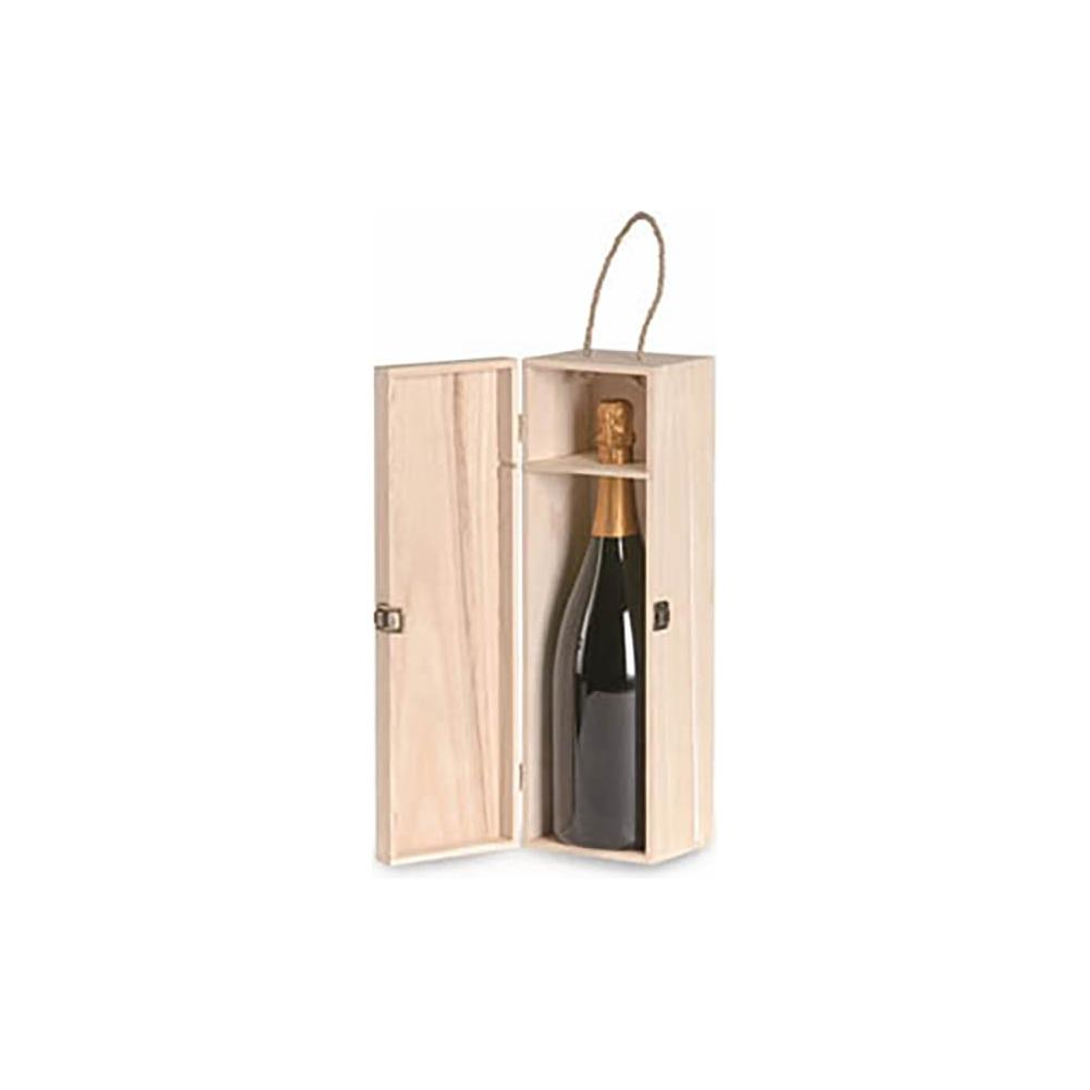 Cassetta in legno per magnum champgnotta