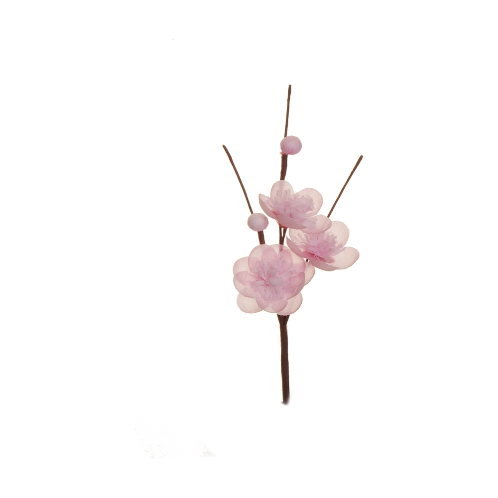 Ramo fiori di pesca (24 pezzi)