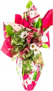 Carta in polipropilene nabi rosa e verde
