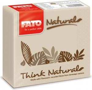 Tovaglioli in Carta per Forniture Eco Think Natural - Vendita online all'ingrosso b2b