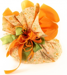 Tondi in polipropilene midory elite arancio