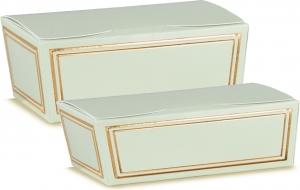 Scatola Ballottin Elegance Verde - vendita online all'ingrosso b2b