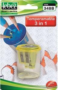 Temperamatite 3 fori