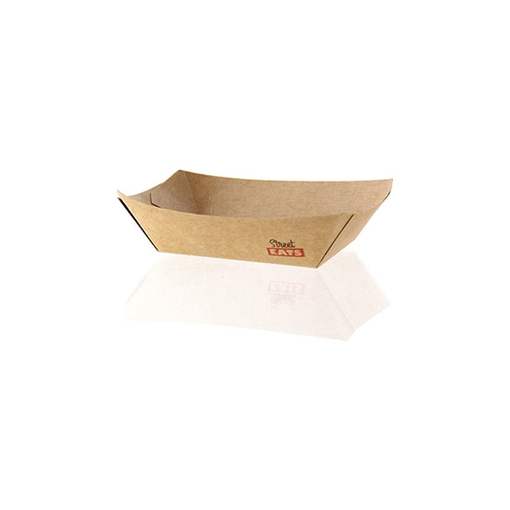 Vaschetta antiunto microondabile per fritti e grassi take away e street food fast food - ingrosso online b2b per professionisti
