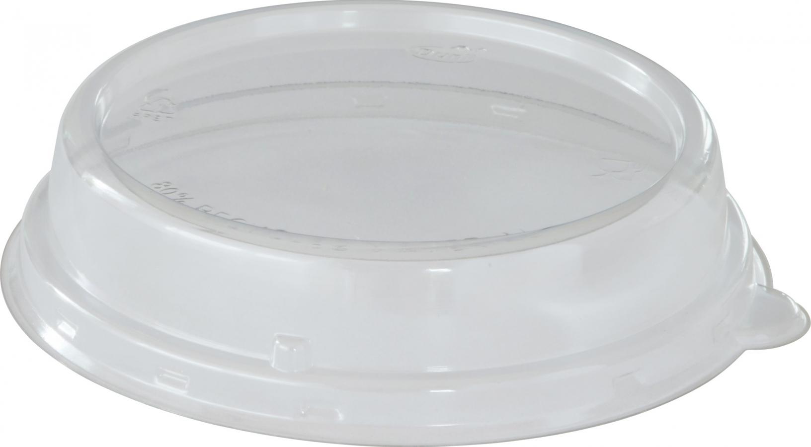 coperchio trasparente in Rpet per ciotole e insalatiere per alimenti take away e delivery - ingrosso online b2b