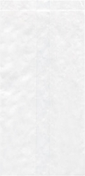 Sacchetti in carta kraft bianca monolucida