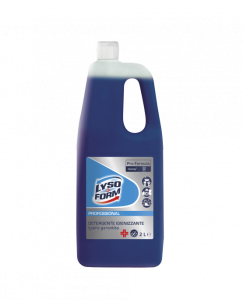 Detergente igienizzante lysoform  2 lt