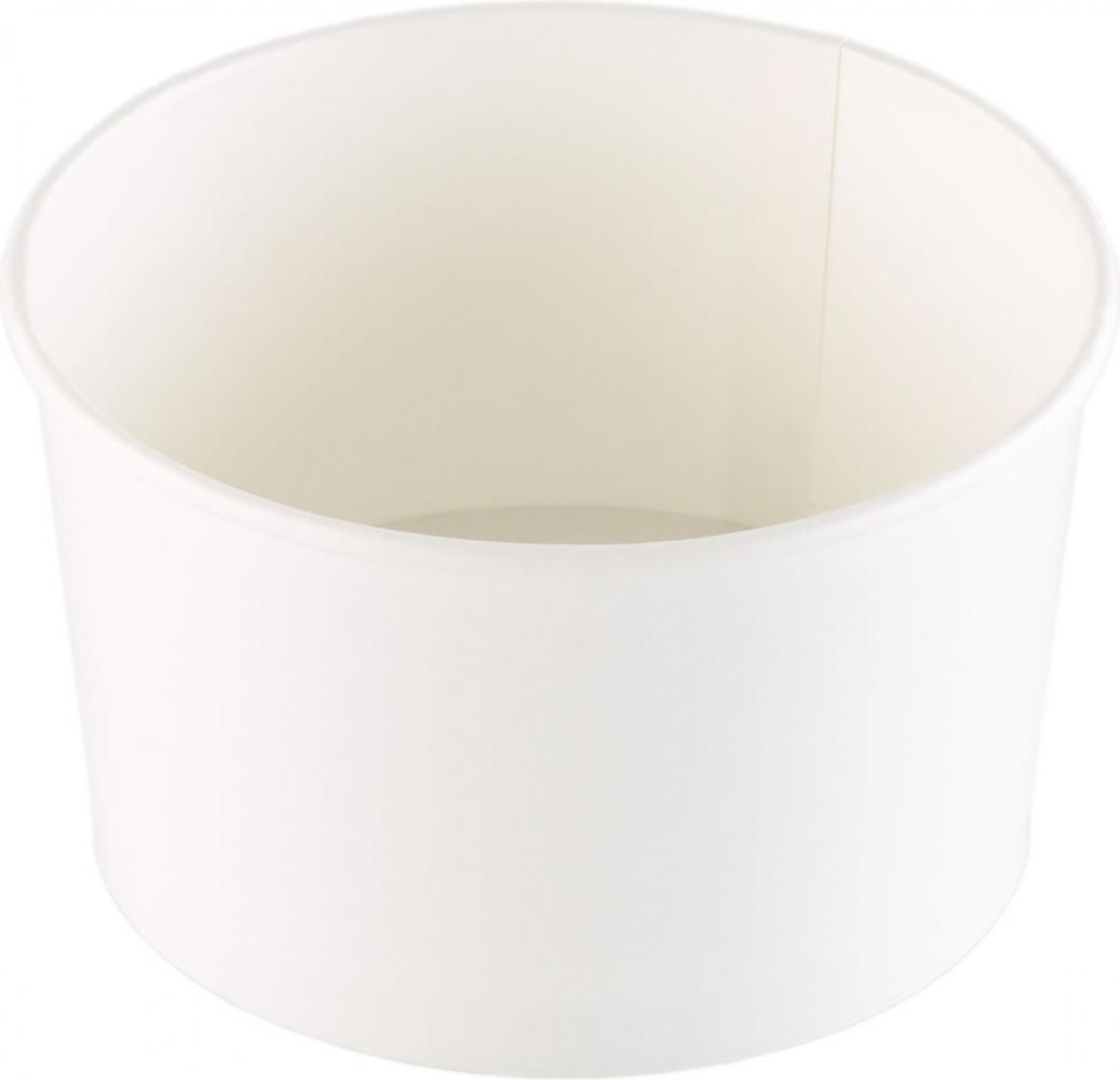 Insalatiera in cartoncino bianco da 625ml per asporto e take away | Incartare: vendita online all'ingrosso