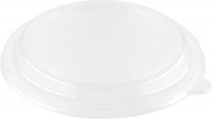 tappo a cupola per insalatiera in cartoncino bianco  per cibo d'asporto e delivery | Vendita ingrosso online Incartare