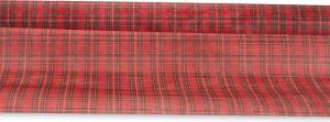 Runner decofibra scozzese- vendita all'ingrosso e online