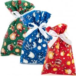 Buste regalo Navidad in confezione da 50 pezzi