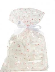Buste regalo light starry in confezione da 50 pezzi