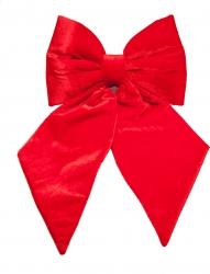 Fiocco in velluto rosso 60cm