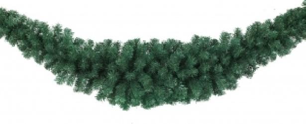 Festone di pino artificiale