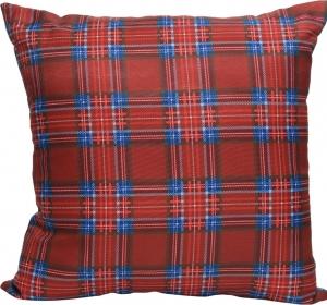 Cuscino decorativo scozzese