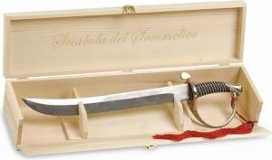 Cassetta Sommelier con Sciabola vendita online all'ingrosso b2b