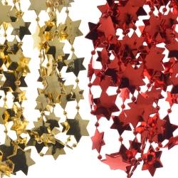 Ghirlanda di stelle decorative