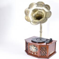 Grammofono decorativo
