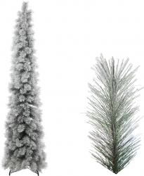 Albero di Natale Needle innevato