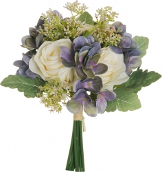 Bouquet fiori viola
