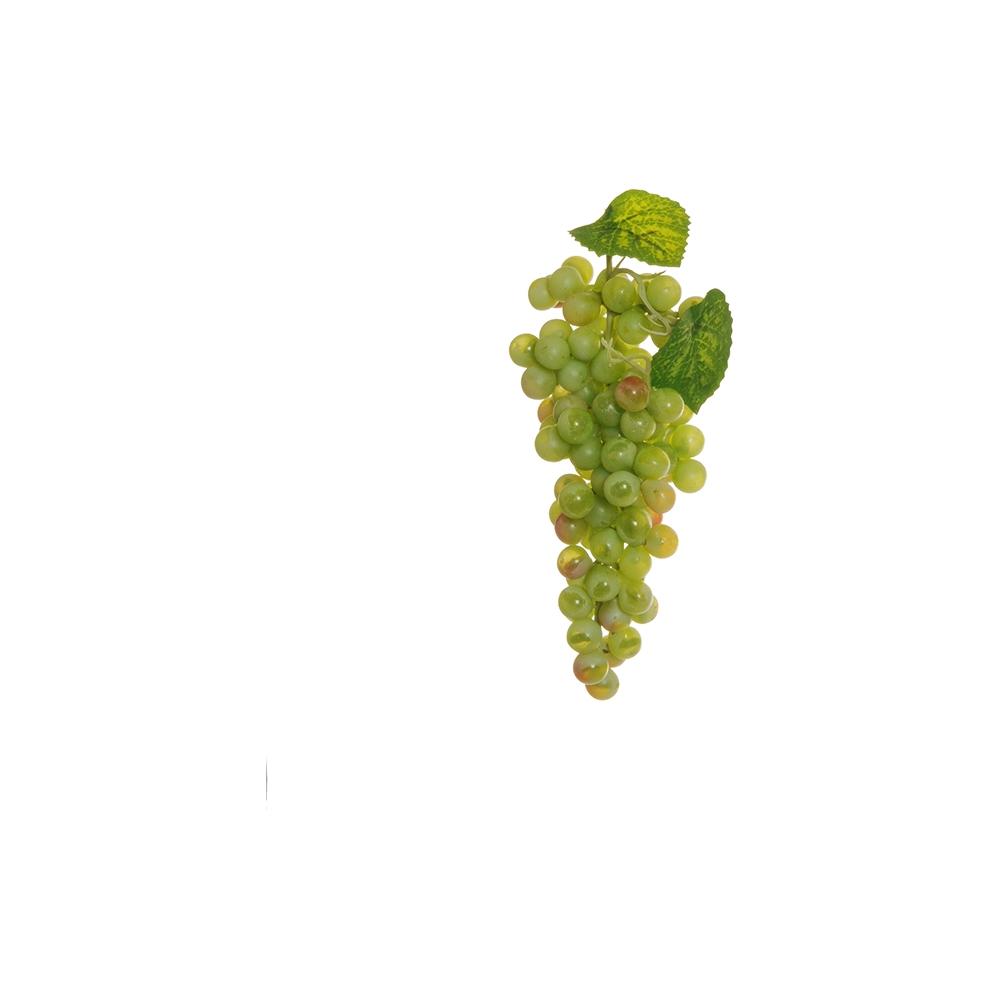 Grappolo d'uva verde 15 cm