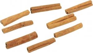 bastoncini di Cannella da 8 cm in confezione da 1 kg