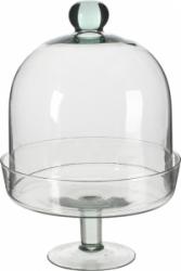Vaso diny in vetro con campana