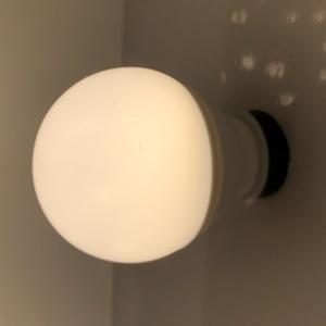 Lampadina led luce fissa per lettere Xmas