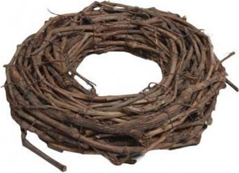 Corona rametti di uva diametro 50cm