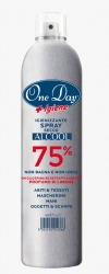 Spray igienizzante 400 ml