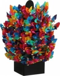 Girandola colorata 37 cm