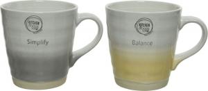 Mug in ceramica colorata