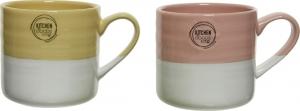 Mug in ceramica sfumata