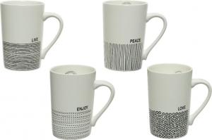 Mug in porcellana con scritte
