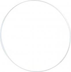 cerchio decorativo bianco 80cm