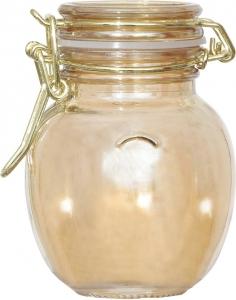 vasetto cangiante con chiusura ermetica