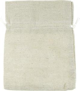 Sacchettini in cotone in confezione da 10