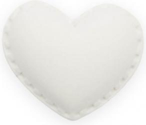 Gessetto cuore puntinato in confezione da 12 pezzi