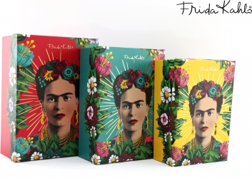 SCATOLE COLOARTE FRIDA