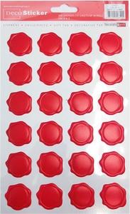Etichette ceralacca in confezione da 48 pezzi