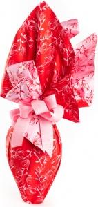 Carta in polipropilene magnolia rossa
