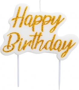 Candelina Happy Birthday