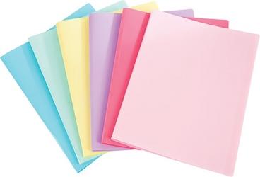 Porta listino colori pastello da 40 fogli