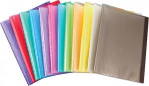 Porta listino da 30 fogli, colori assortiti