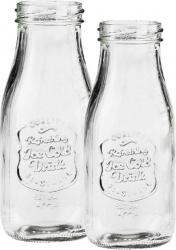 Bottiglia in vetro Ice cold Drink in confezione da 12 pezzi