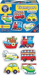 Puzzle trasporti