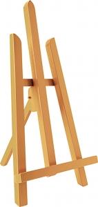 Cavalletto mini in legno
