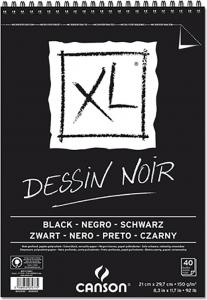 Album XL A4 color nero