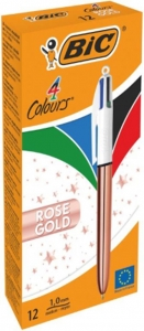 Bic rose gold 4 colours